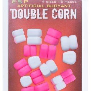 DOUBLE CORN WHITE & PINK Kukurydza ESP Kod: ETBDCWP01 Przynęty Sztuczne