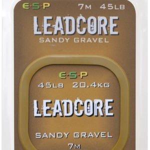 LEADCORE 7m SANDY GRAVEL ESP Kod: ELLC07SG Program Carp ESP