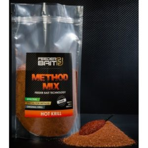FEEDER BAIT FEEDER BAIT METHOD MIX HOT KRILL 800G