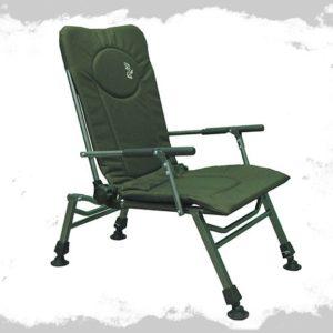 Fotel F5R M-Elektrostatyk Fotele wędkarskie