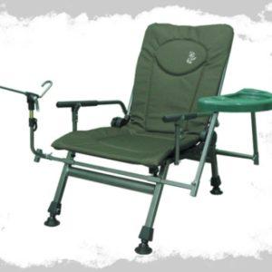 Fotel F5RST/P M-Elektrostatyk Fotele wędkarskie