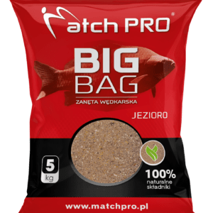 BIG BAG JEZIORO Zanęta MatchPro 5kg Zanęty