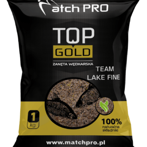 TOP GOLD TEAM LAKE FINE Zanęta MatchPro 1kg Zanęty