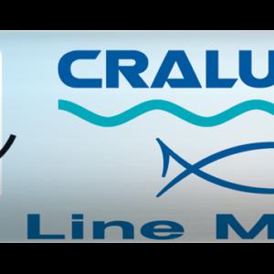 Marker Biały do Żyłki LINE WHITE Cralusso 2055 Żyłki / Plecionki / Linki