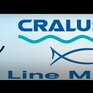 Marker Różowy do Żyłki LINE PINK Cralusso 2057 Żyłki / Plecionki / Linki