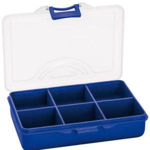 Pudełko na Drobne Akcesoria 6 Przegródek Cralusso  Kod: Pozostałe Akcesoria
