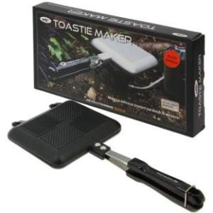 NGT Fishing NGT Touster Toastie Maker Black
