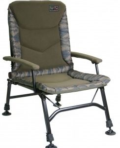 ZFish ZFISH HURRICANE CAMO CHAIR FOTEL
