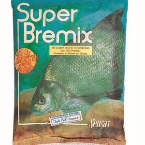 Sensas Super Bremix ma przyjemny zapach cynamonu