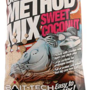 Zanęta Big Carp Method Mix to mieszanka o dużej wartości odżywczej.