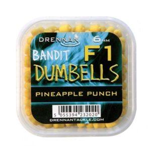 Zapach Pineapple Punch jest to mieszanka ananasa oraz kwasu masłowego.