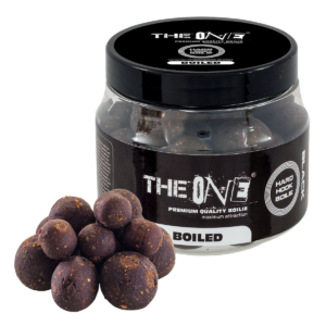 "The One HOOKBOILIES BLACK ""Squid/Pieprz/RobinRed""  14/18/20mm 150g"