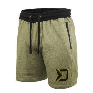 Krótkie spodnie dresowe Delphin RAWER to seria codziennych stylowych ubrań