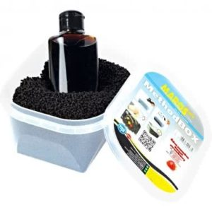 MAROS S. MAROS PELLET METHOD BOX (BLACK) PINEAPPLE 500G + LIQUID