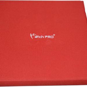 BOX na Przypony + Zestawy 30x30cm MatchPro Czerwony Haczyki