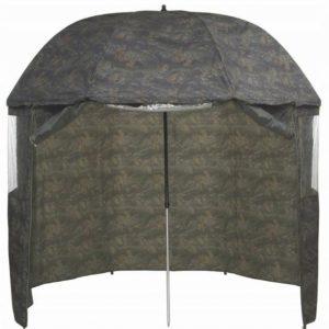 Wysokiej jakości parasol wędkarski z łamaną czaszą