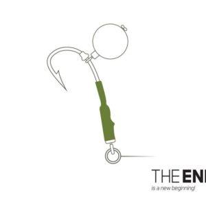 Rurka termokurczliwa THE END nadaje się do produkcji zestawu Ronnie Rig