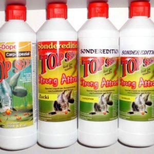 Doskonały dodatek do kulek lub pelletów zanętowych. Zapachy liquidów są skutecznie wykorzystywane od lat przez karpiarzy.