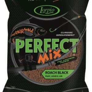 ROACH BLACK to płociowa zanęta przeznaczona na wody stojące i wolno płynące.