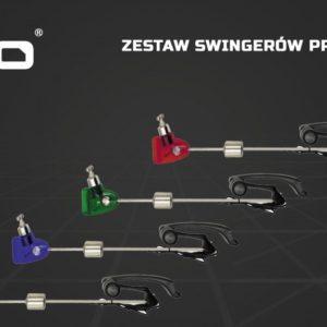 Zestaw swingerów firmyNECO carp PRO X104 70112