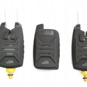Do sygnalizatorów przypisane są kolory- w trakcie brania na centralce wyświetla się kolor sygnalizatora na którym nastąpiło branie - dodatkowo po braniu działa PAMIĘĆ BRANIA