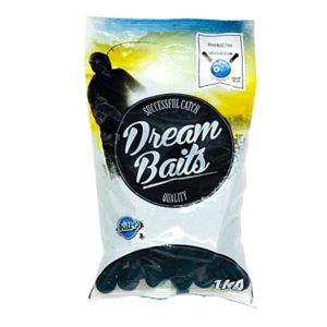 dream baits Voodo+ 15mm 20mm kulki proteinowe zanętowe