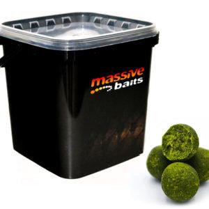 Massive Baits Green Mulberry 3kg wiaderko kopia