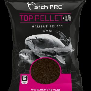 BIG BAG PELLET HALIBUT SELECT 2mm MatchPro 5kg Pellety Zanętowe
