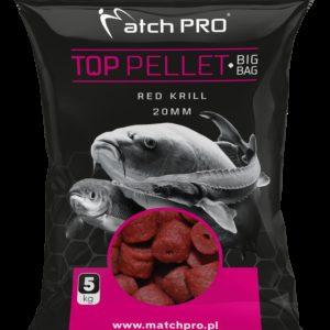 BIG BAG PELLET RED KRILL 20mm MatchPro 5kg Pellety Zanętowe