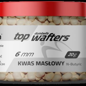 TOP DUMBELLS WAFTERS N-BUTYRIC 6x8mm 20g MatchhPro Przynęty do Methody / Karpiowe