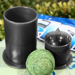 parentcategory1} Groundbait Balls T2893 Nash Ball Maker 60mm (with slots)
