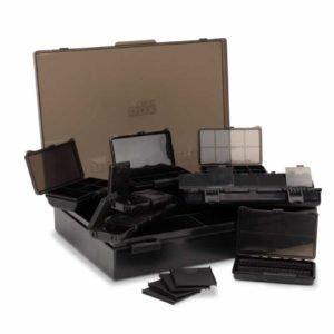 parentcategory1} Tackle Boxes T0274 Nash Box Logic Large Tackle Box Loaded