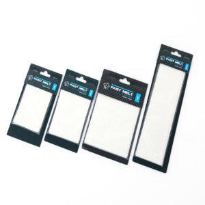 parentcategory1} PVA T8643 Nash Fast Melt PVA Bags Xtra Large (220 x 60mm) 15 per pack