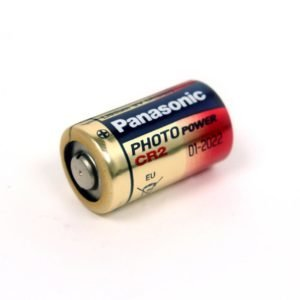 parentcategory1} Batteries & Accessories T2958 Nash Siren Battery S5 S5R R3 (CR2)