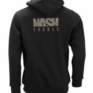 parentcategory1} Hoodies & Mid Layers C1106 Nash   Tackle Hoody Black XXL