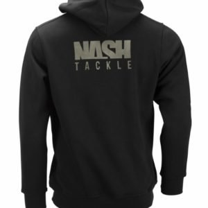 parentcategory1} Hoodies & Mid Layers C1107 Nash   Tackle Hoody Black XXXL