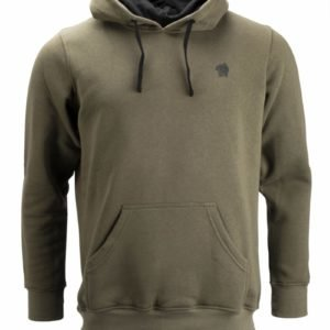parentcategory1} Hoodies & Mid Layers C1130 Nash   Tackle Hoody Green M