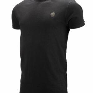 parentcategory1} T-Shirts C1110 Nash   Tackle T-Shirt Black 12-14 years
