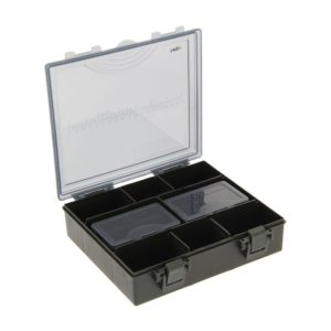 NGT Fishing NGT TACKLE BOX SYSTEM 4+1