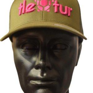 czapka tletur khak z rozem model 2021